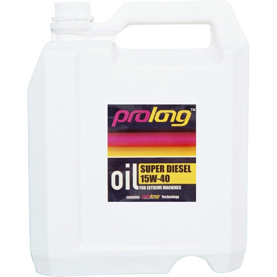 Prolong africa products prolong super diesel 15w40 for How long does motor oil last
