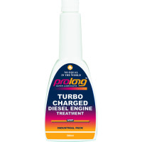 Turbo Charged Diesel Engine Treatment